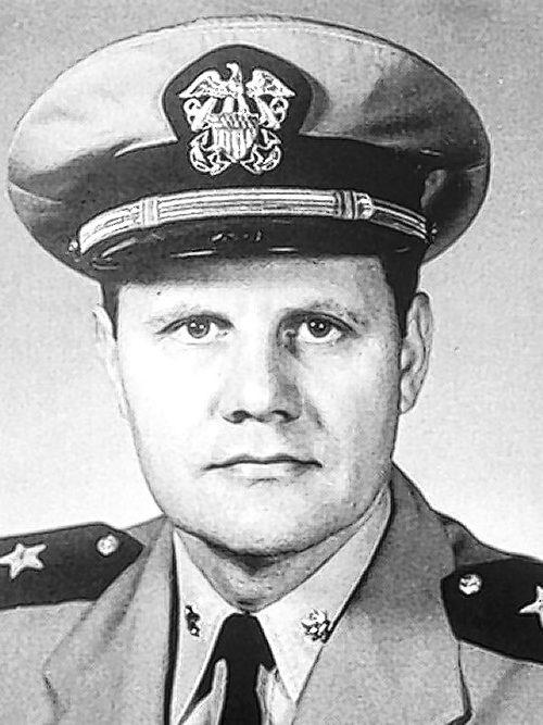 LUDEMAN, Lt. Cmdr. William H.