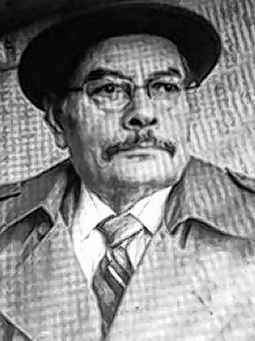 SERRANO, Ricardo Vazquez
