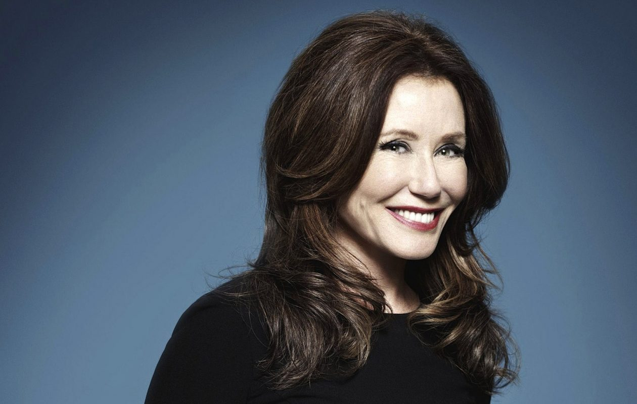 Mary McDonnell, a 1974 graduate of SUNY Fredonia, received Oscar nominations for roles in 1991's 'Dances With Wolves' and 1992's 'Passion Fish.' (Courtesy of Chris Jorie)