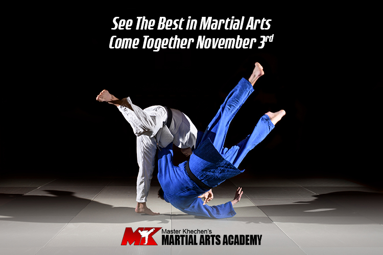 See the best in martial arts Nov  3 – The Buffalo News