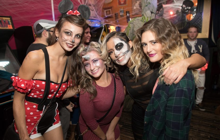 Duke's Bohemian Grove Bar's late-night Halloween party - the Monster Ball - returns for another year. (Chuck Alaimo/Special to The News)