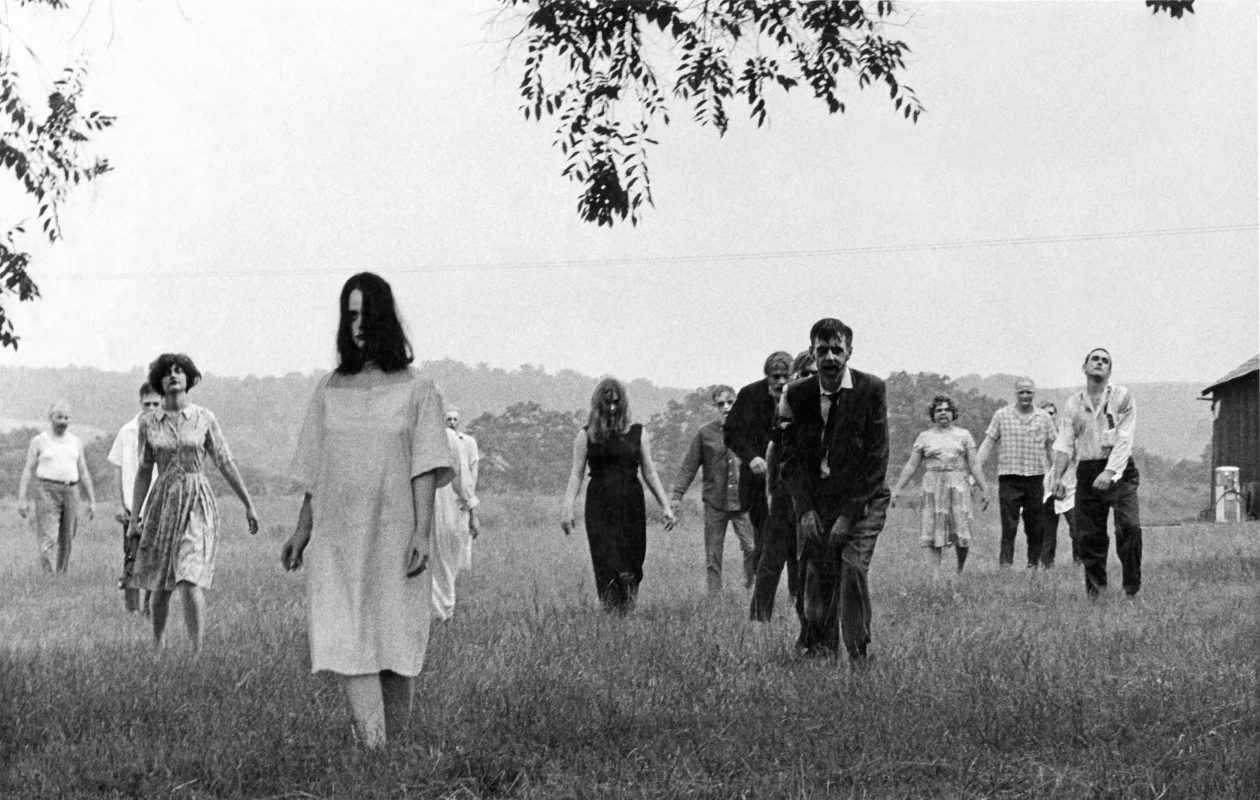 George A. Romero's original 'Night of the Living Dead' still creeps people out 50 years after its original release.