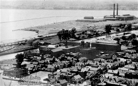 LaSalle Park is Buffalo's biggest waterfront park.