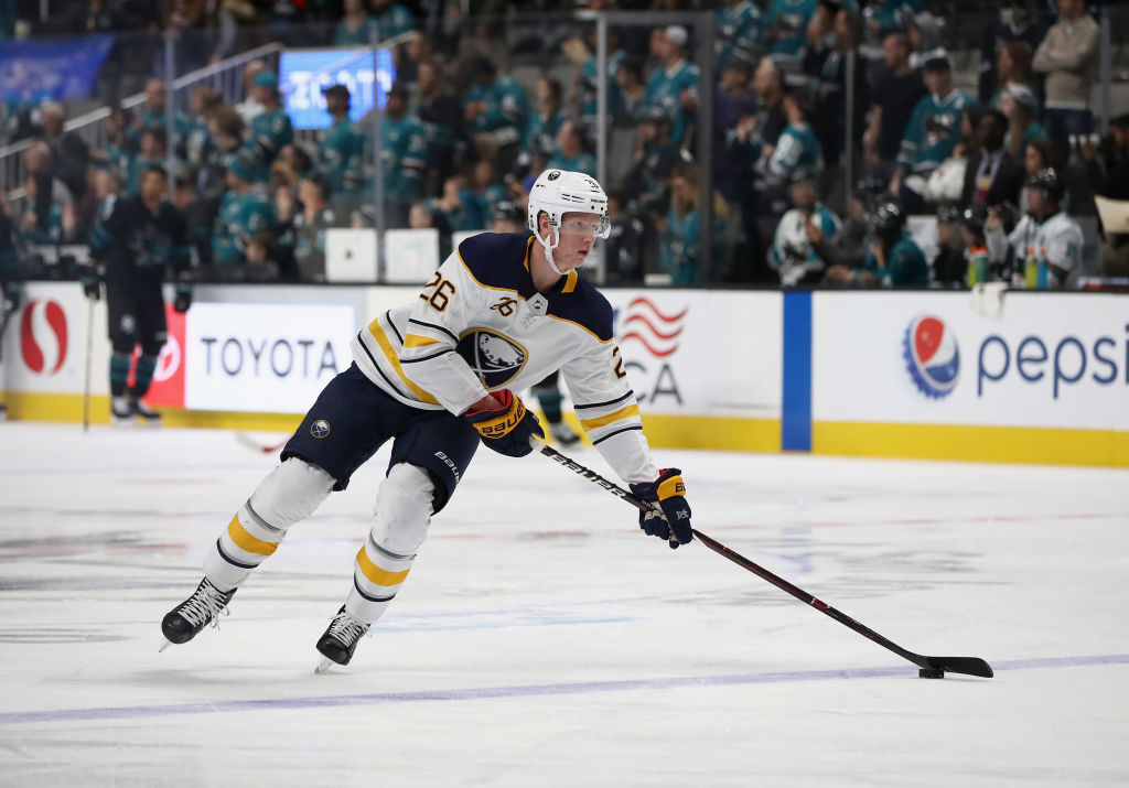 Housley tries to stir up the right mix to get Sabres some offense – The  Buffalo News 1f516fada