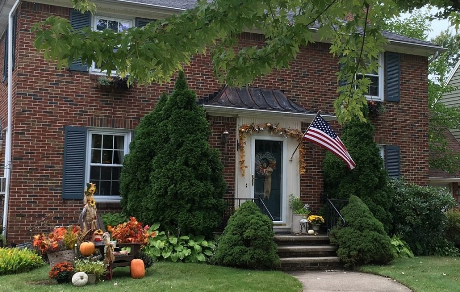 The Eggertsville home of Susan Cherry Redino and her husband, Rick Redino, was our Home of the Week earlier this month. (Photo courtesy Susan Cherry Redino)