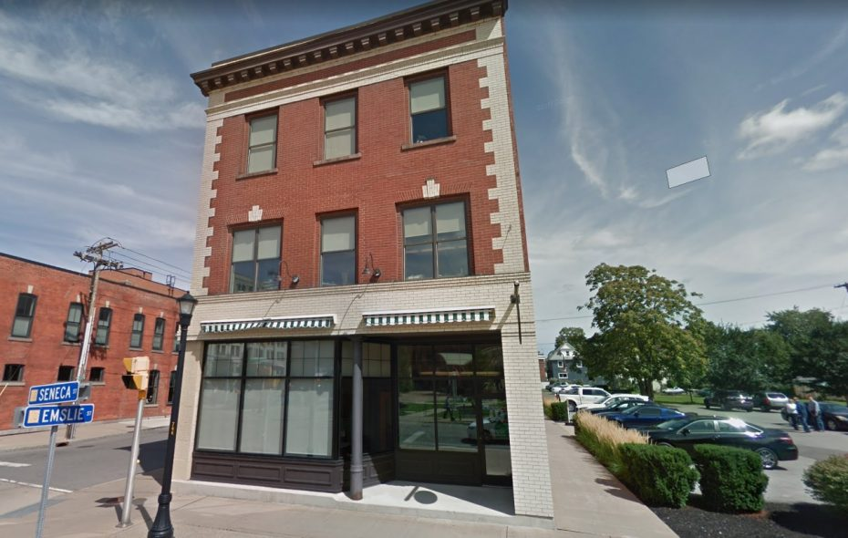The Pike Co., a Rochester-based construction management firm, has moved its Buffalo office to the Schaefer Building in Larkinville. (Google Maps)