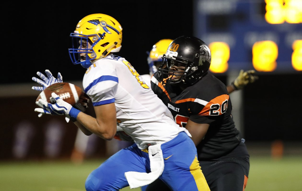 West Seneca West's Mike Glinski is one of the team's top returning players from last season's undefeated team. (Harry Scull Jr./Buffalo News file photo)