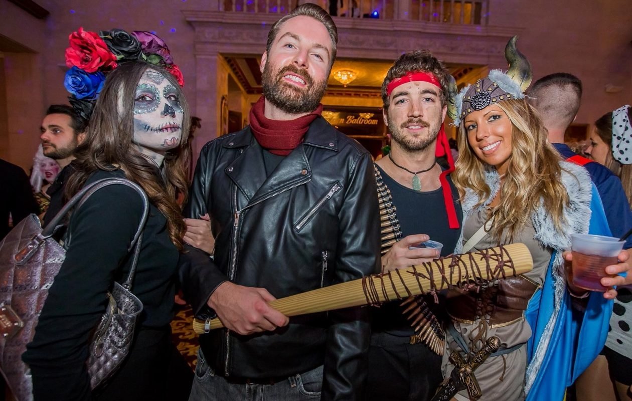 Buffalo Rising's Witches Ball is among the top choices for Halloween weekend in Buffalo. (Don Nieman/Special to The News)