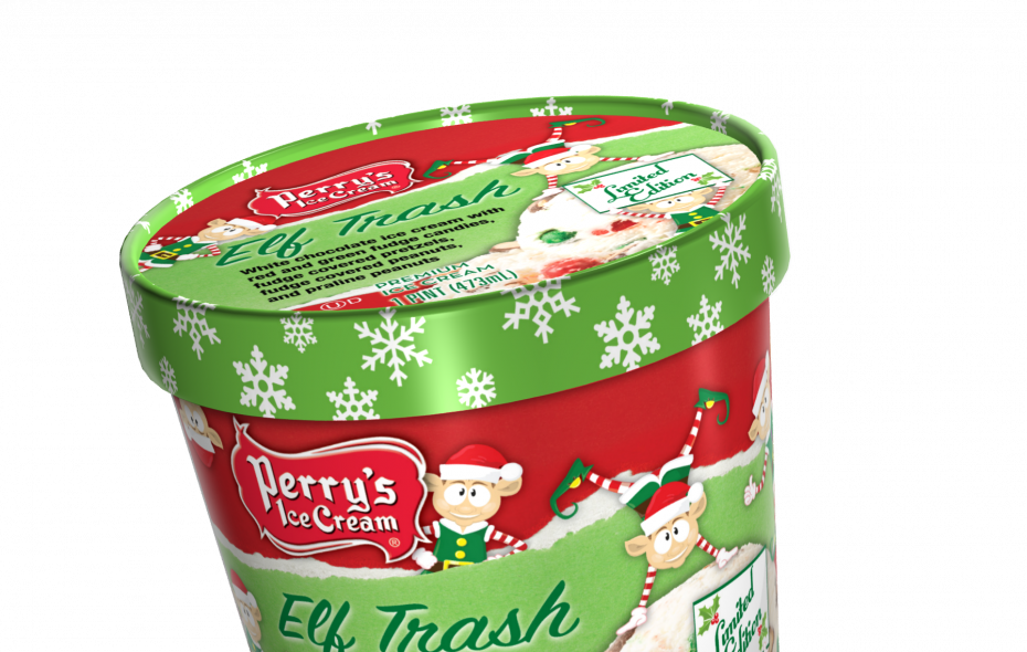 Elf Trash is one of Perry's new limited seasonal flavors. (Contributed photo)
