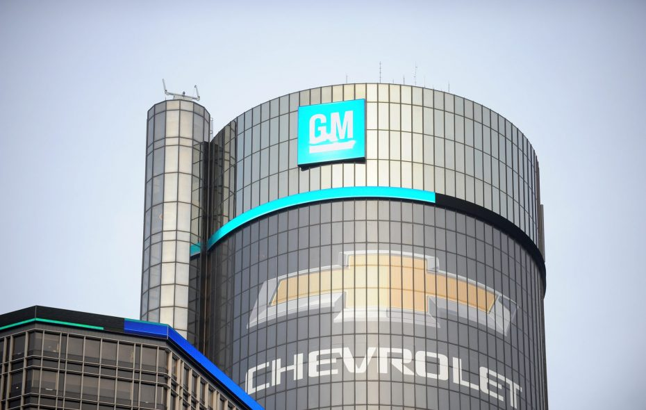 GM headquarters in Detroit. (Bloomberg photo)