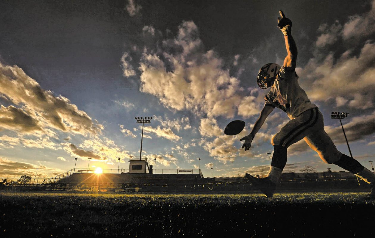 The Buffalo News asked 34 area high school football coaches and 119 players what they would like to see changed about the game. (Harry Scull Jr./Buffalo News)