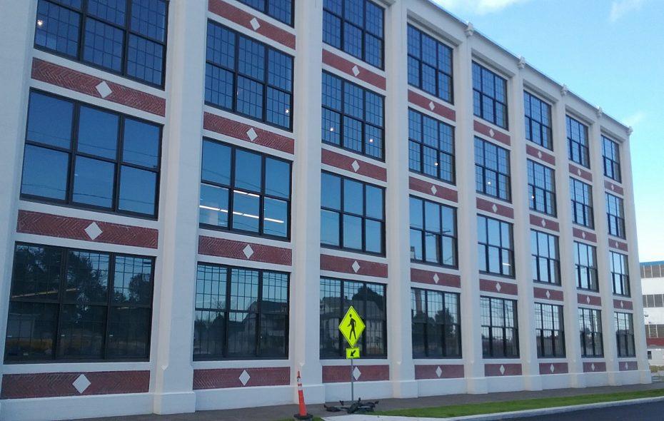 The Northland Workforce Training Center. (Matt Glynn/Buffalo News)