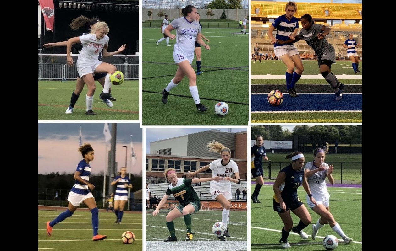 Buffalo-area women s college soccer programs are in the thick of their  playoff pushes. 2fbdddd600
