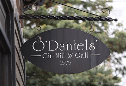O'Daniels' Gin Mill & Grill is a neighborhood favorite near the border of South Buffalo, Lackawanna and West Seneca. It's located at 1305 Abbott Rd. in Lackawanna.