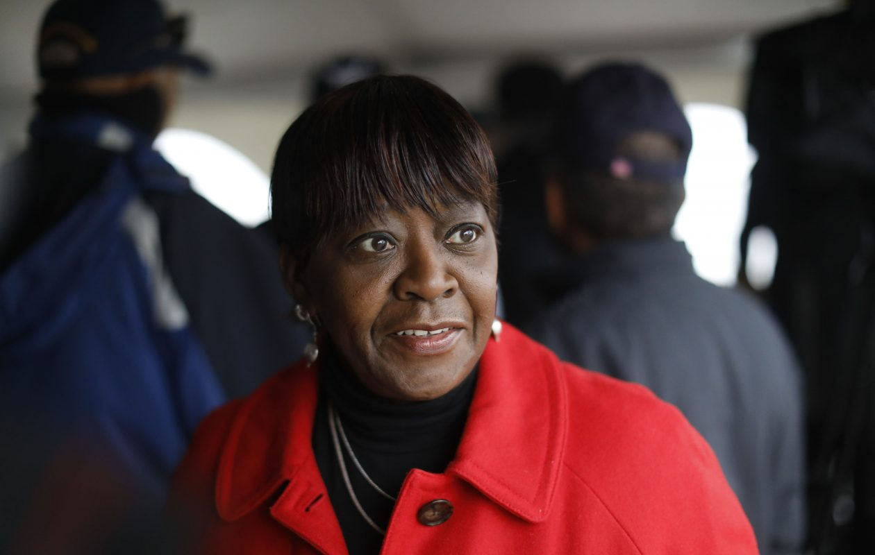 State Assembly Majority Leader Crystal Peoples-Stokes. (Derek Gee/News file photo)