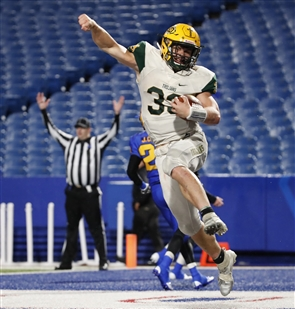 All-WNY Football Player of the Year: Shaun Dolac