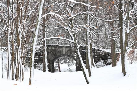 November snow in Western New York