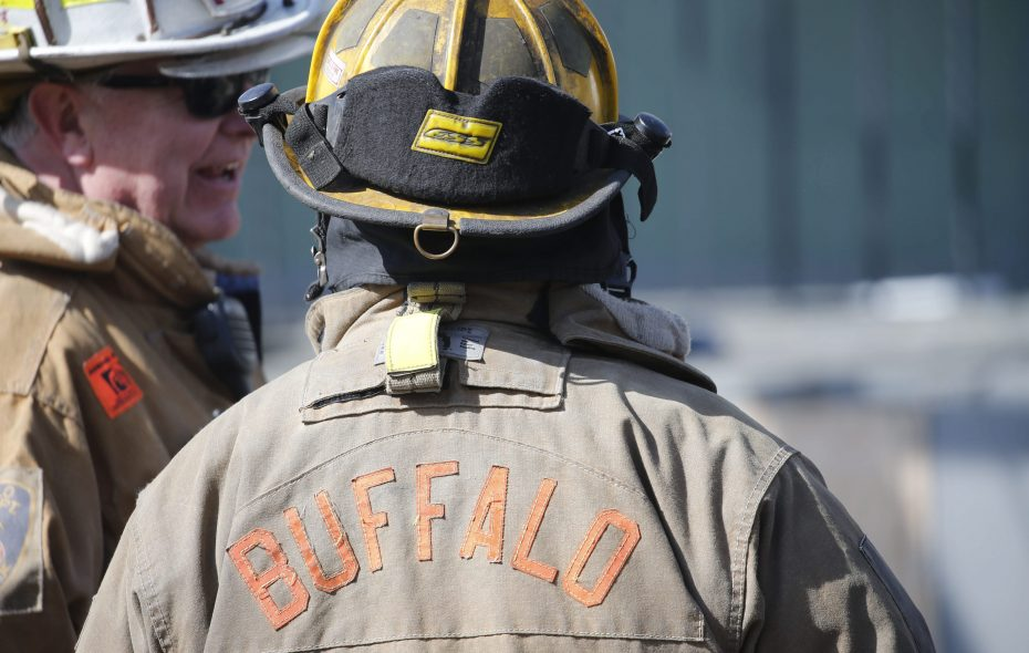 In April of last year, the fire department's overall workforce was 24 percent African-American, 5.5 percent Hispanic and 5 percent female. That compares with a workforce that was 1 percent black and included no Hispanics or women in 1974. (Derek Gee/News file photo)