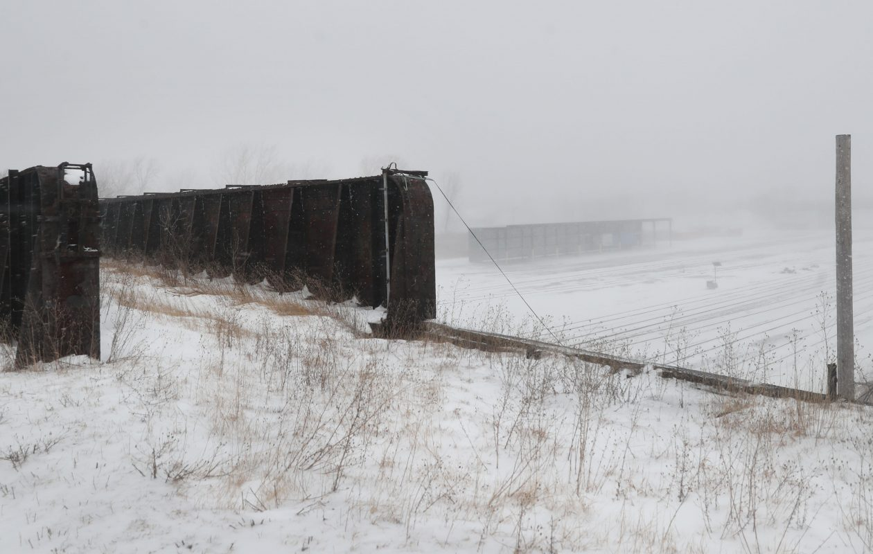 The WNY Land Conservancy is proposing the development of a 1.5-mile 'High Line' along the DL&W right of way between Michigan Ave. and Solar City. (Sharon Cantillon/New file photo)