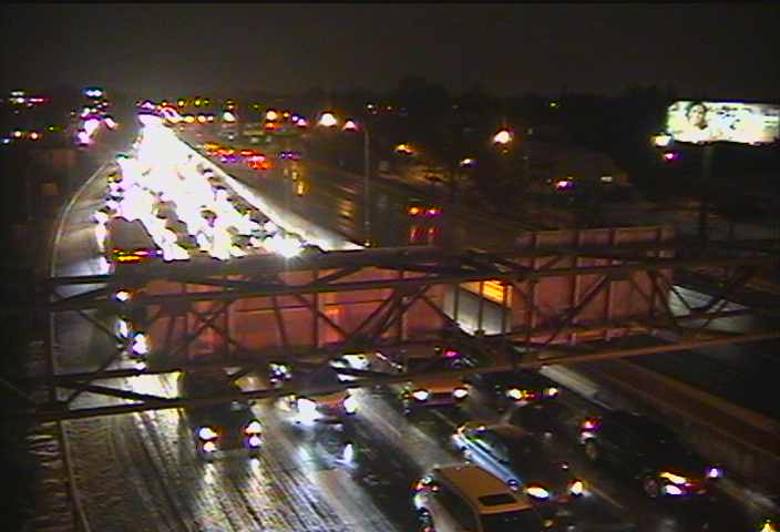 UPDATE: Crash on Route 33 eastbound cleared