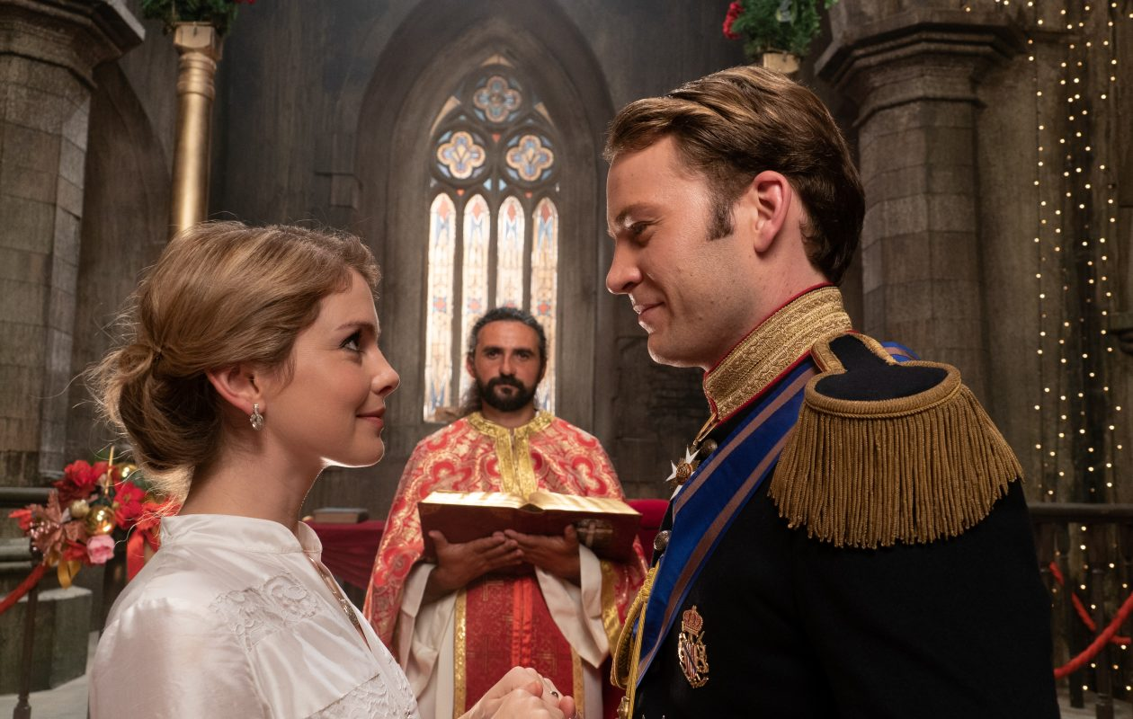 'The Christmas Prince: The Royal Wedding,' now streaming on Netflix, is the sequel to the popular 'A Christmas Prince.' (Netflix)