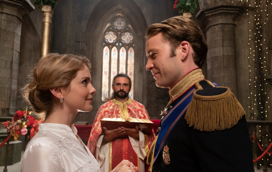 """The Christmas Prince: The Royal Wedding,"" now streaming on Netflix, is the sequel to the popular ""A Christmas Prince."" (Netflix)"