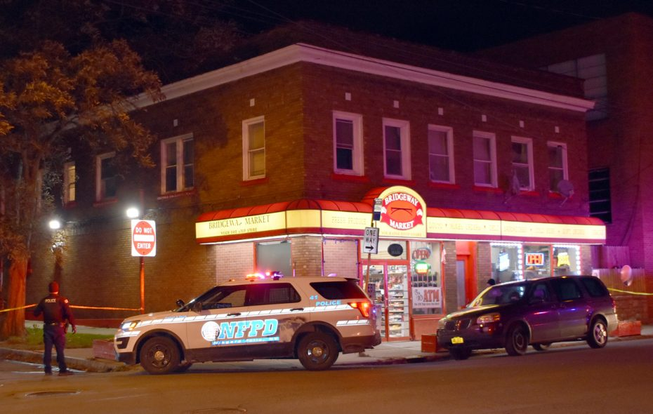 """Ahmad """"Poppy"""" Alsaid, owner of the Bridgeway Market, 1102 Niagara St., died in Erie County Medical Center hours after he was shot in his store around 7:30 p.m. Wednesday, according to Niagara Falls police. (Larry Kensinger/Special to The News)"""