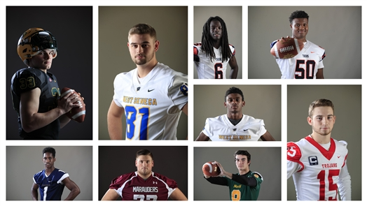 The 2018 All-Western New York football team