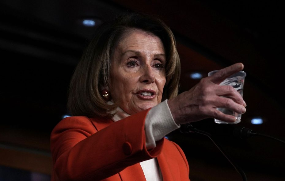 Rep. Nancy Pelosi, D-Calif. (Getty Images)