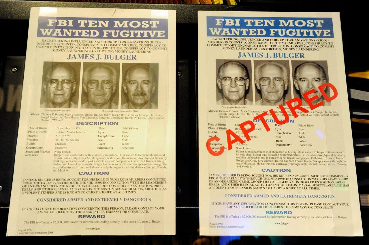 Buffalo man implicated in Whitey Bulger murder