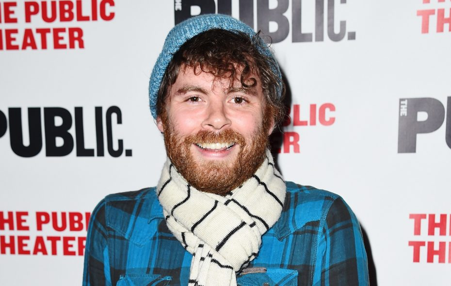 Gabriel Kahane, pictured in New York City in 2016, will play the Burchfield Penney this weekend. (Nicholas Hunt/Getty Images)