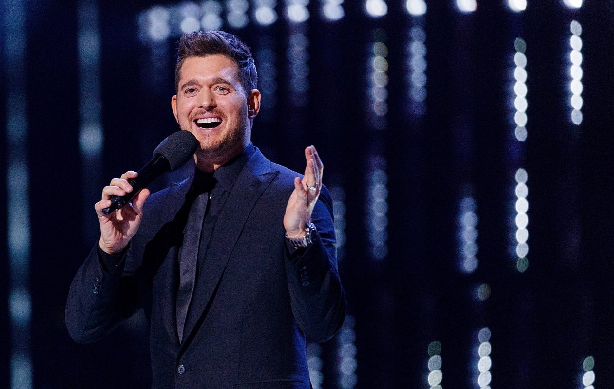 Traditional pop star Michael Buble has booked a Buffalo show for winter 2019. (Andrew Chin/Getty Images)