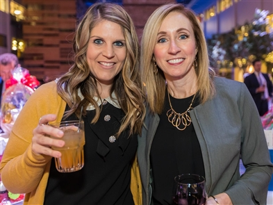 Every Person Influences Children (EPIC) hosted an awards gathering on Thursday, Nov. 8, 2018, in the Atrium @ Rich's on Niagara Street. Shelley Richards and Judge Lisa Bloch Rodwin were among the people honored at the event.