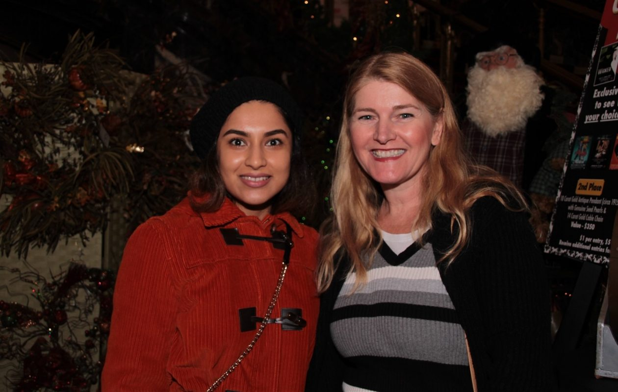 Smiling faces at the Shea's Shopping Soiree, from 2016. (Sarah K. McIlhatten/Special to The News)