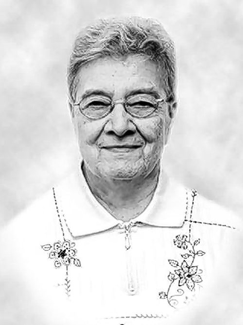 SISTER RUTH HASELBAUER, SSJ, (Formerly Sister Mary Francis)