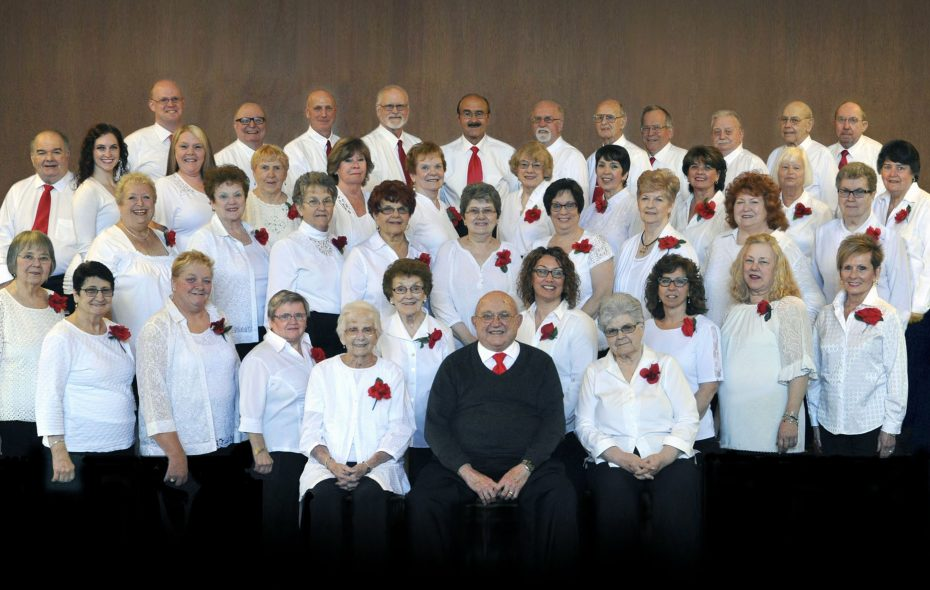 The Lewiston Choraleers will perform multiple holiday concerts.