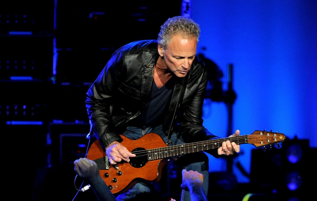 Lindsey Buckingham makes his area debut as a solo artist with a Nov. 27 stop at the Riviera Theatre. (Getty Images)