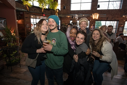 Lockport brewery New York Beer Project celebrated three years of business with a daylong party featuring a special brunch, beer releases and live music from Freshwater Four. See who enjoyed the milestone at the massive space off Transit Road.