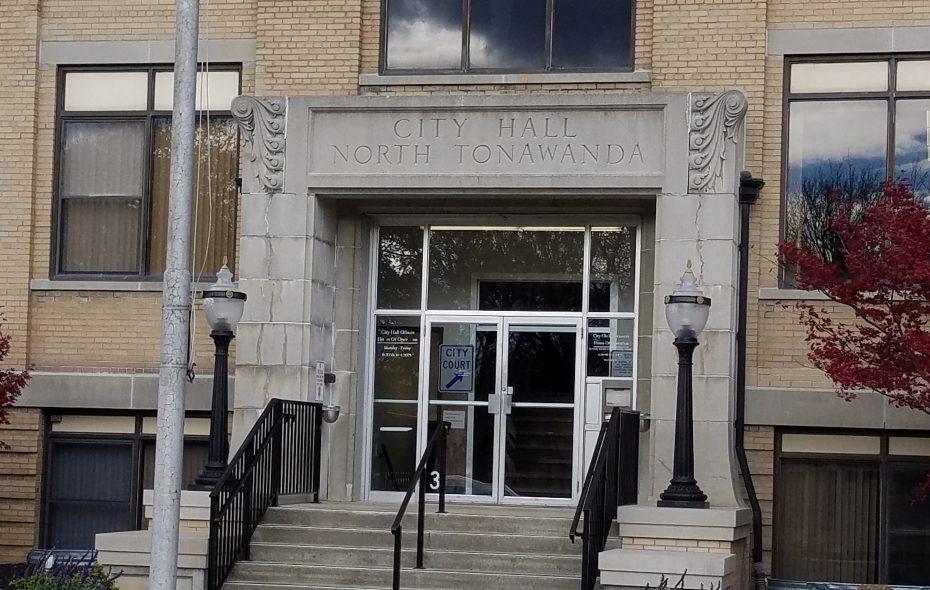North Tonawanda City Hall. (Thomas J. Prohaska/Buffalo News)