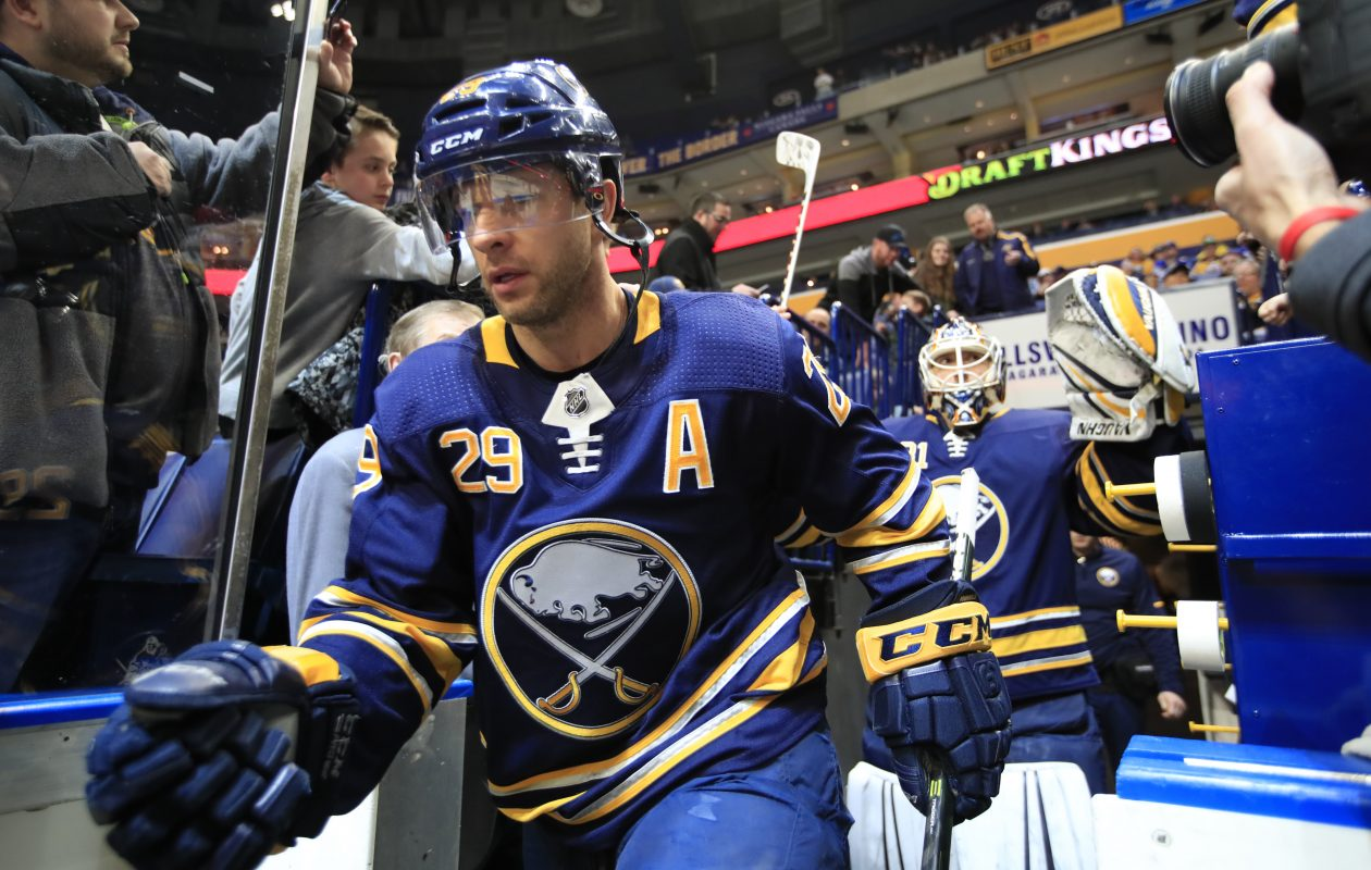 Pominville's Late Goal Completes Sabres' Exhilarating Comeback Win