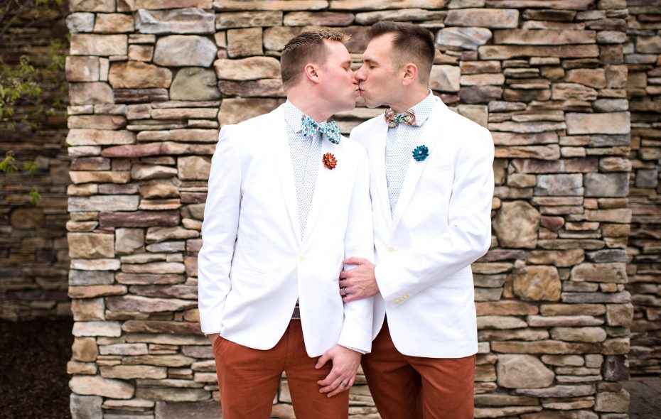 WNY Wedding: Love is love