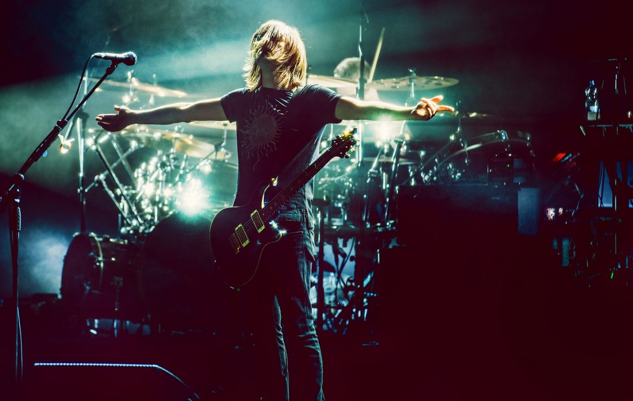On Nov. 27, Steven Wilson returns to Buffalo after a 5-year absence. (Hajo Mueller)