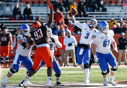 UB Bulls clinch MAC East title