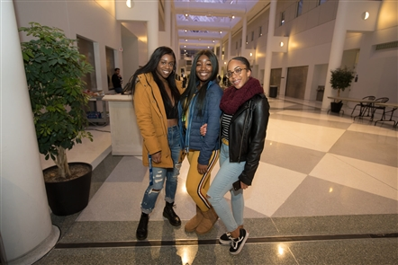 Ashanti was the headliner for Part III of the University at Buffalo's Fall Fest, which was held Saturday, Nov. 10, 2018, in UB's Center for the Arts. See the UB students who witnessed a hip-hop star in action.