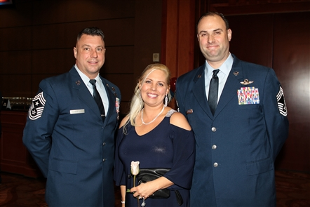 The annual Red, White & Blue gala was held at Seneca Niagara Casino.