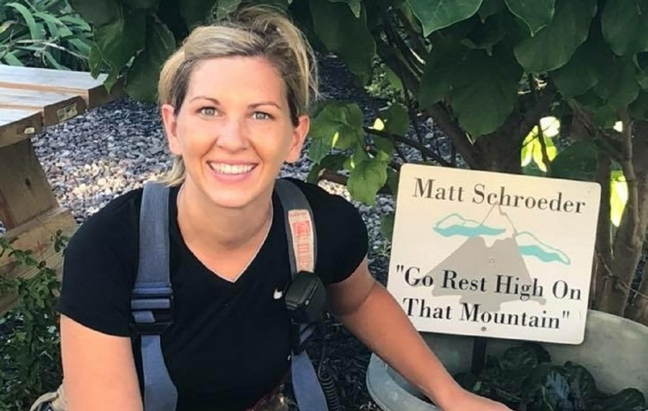 Allison Schroeder shares the story her brother Matt's suicide after struggling through depression and three suicide attempts herself.  She hopes to help others struggling in similar circumstances get the help they need. (Photos courtesy of the Schroeder family)
