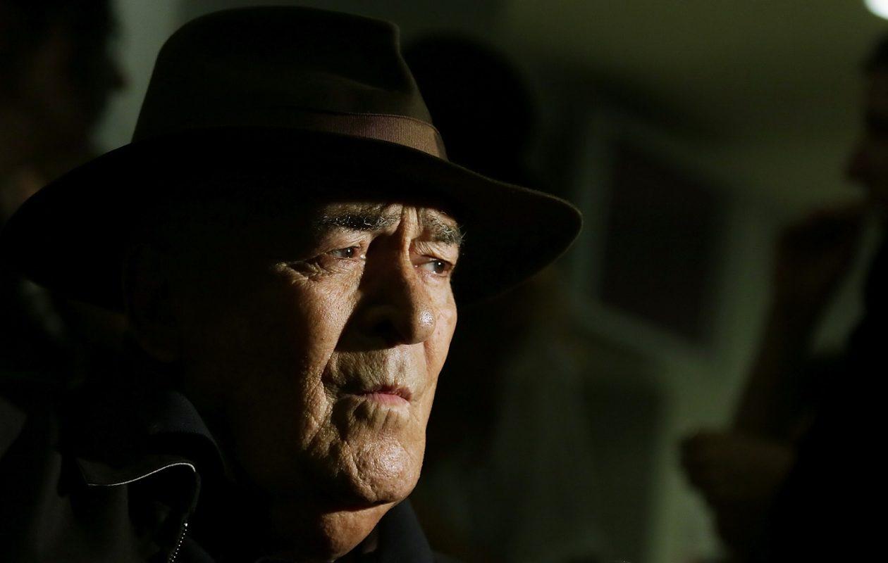 Bernardo Bertolucci.  (Ernesto Ruscio/Getty Images)