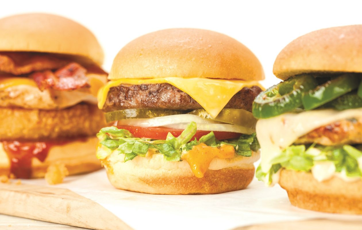Founded in Israel in 2011, Burgerim has exploded in the United States as a halal-certified fast-casual restaurant. (via Burgerim)