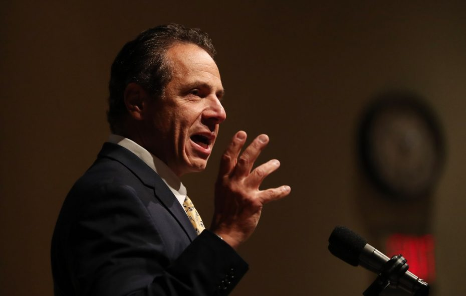 Gov. Andrew Cuomo laid out a progressive agenda full of old ideas that should get a new airing from Democrats. (Sharon Cantillon/News file photo)