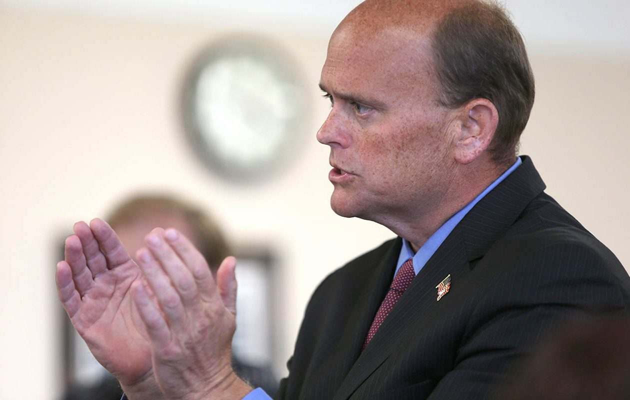 Rep. Tom Reed. (Robert Kirkham/News file photo)